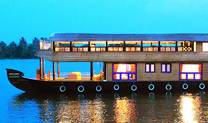 kerala 5 bedroom premium houseboats