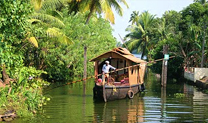 Alleppey eco friendly houseboats